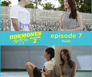 win, kwan, and hormones the series image
