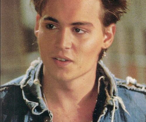johnny depp, sexy, and 80s image