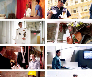 bae, neal caffrey, and disguise image