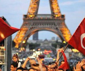 turkey, flag, and paris image