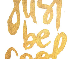 cool, quotes, and gold image