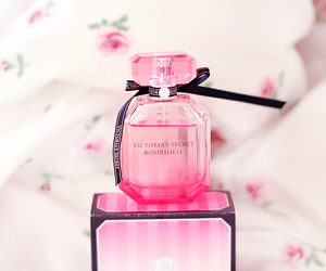 pink, perfume, and Victoria's Secret image