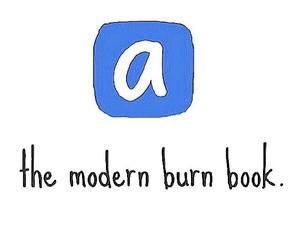 ask, modern, and burnbook image