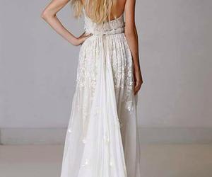 dress, romance, and style image