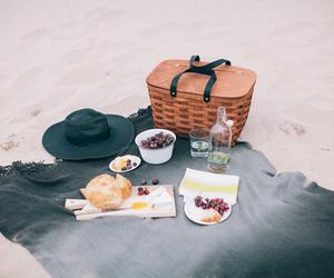 food and camping image