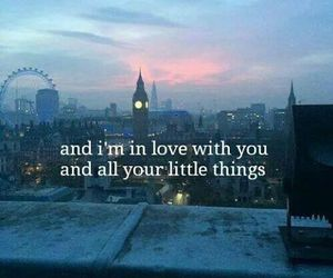london, city, and little things image