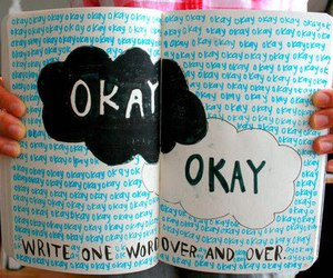 okay, wreck this journal, and the fault in our stars image