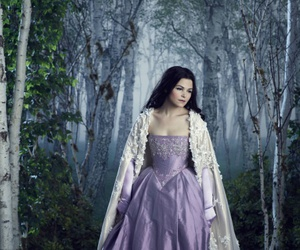 once upon a time and snow white image