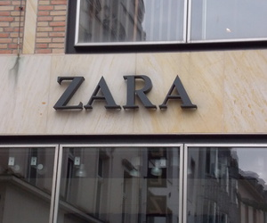 Zara, fashion, and store image