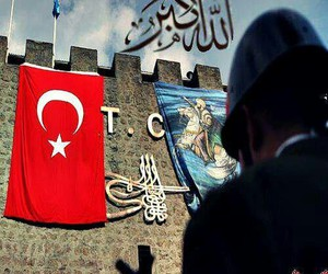 army, believe, and Turkish image
