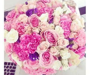 beautiful, romantic, and flowers image