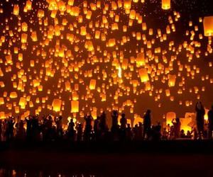 light, Dream, and lantern image