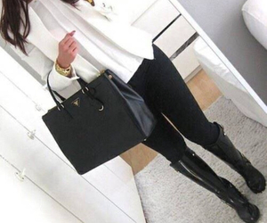 classy, fashion, and ootd image