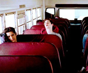 funny, scott mccall, and sleeping image