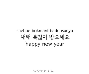 happy new year and phrases image