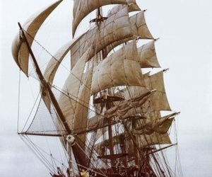 ship and sail image