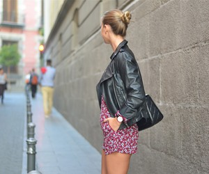 bag, blonde, and deco image