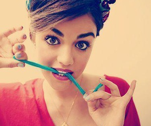 beautiful and lucy hale image