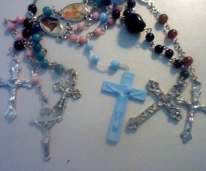 Catholic, christian, and cross image