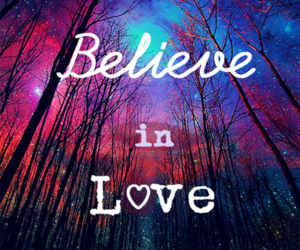 believe, glitter, and 2015 image
