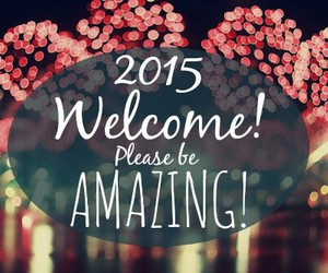 2015 and welcome image