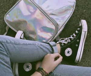 converse, swagger, and iloveit image