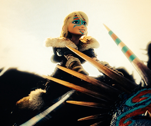 astrid, how to train your dragon, and httyd 2 image