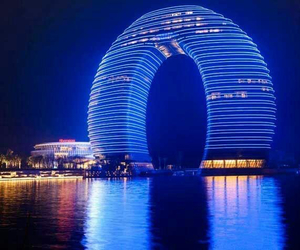 china and hotel image