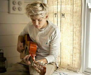 beautiful, blond, and music image