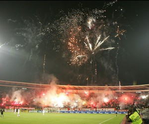 Belgrade, red star, and red star belgrade image