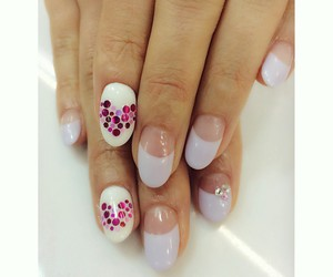 dots, french, and heart image