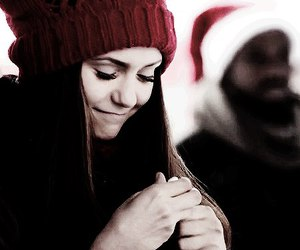 Nina Dobrev and elena gilbert image