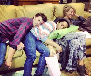 baby daddy, chelsea kane, and derek theler image