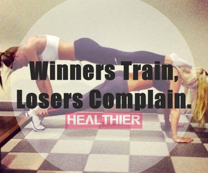 motivation, train, and winner image
