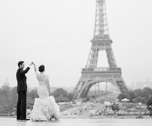 amour, wedding, and love image