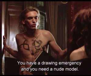 Jamie Campbell Bower, rude, and sexy image