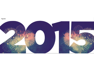 background, fireworks, and 2015 image