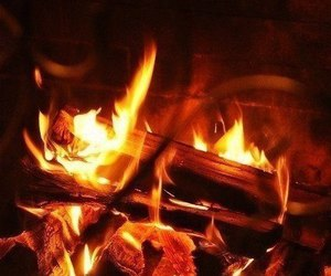 feuer, winter, and fire image