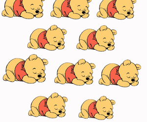 background, pooh, and wallpaper image