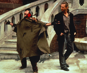 Jeff Bridges, the fisher king, and robin williams image