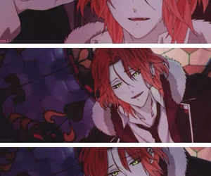 diabolik lovers and laito image