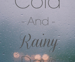 cloudy day, storms, and love rain image