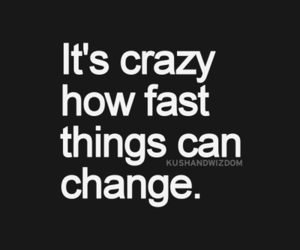 quote, life, and change image