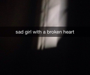 sad, grunge, and broken image
