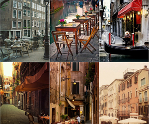 cafe, italy, and relax image