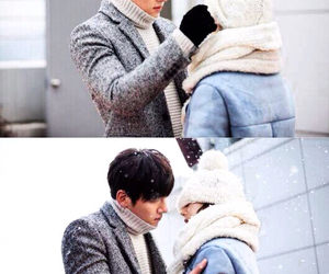 couple, romantic, and ji chang wook image