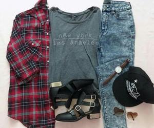 boyish, girl, and outfits image