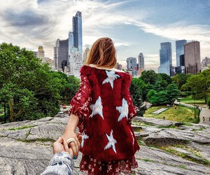 Central Park, glamour, and nyc image