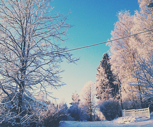 finland and landscape image