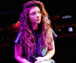 lorde, music, and royal image